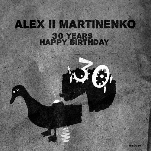 Alex Ll Martinenko - 30 Years [MTD 020]